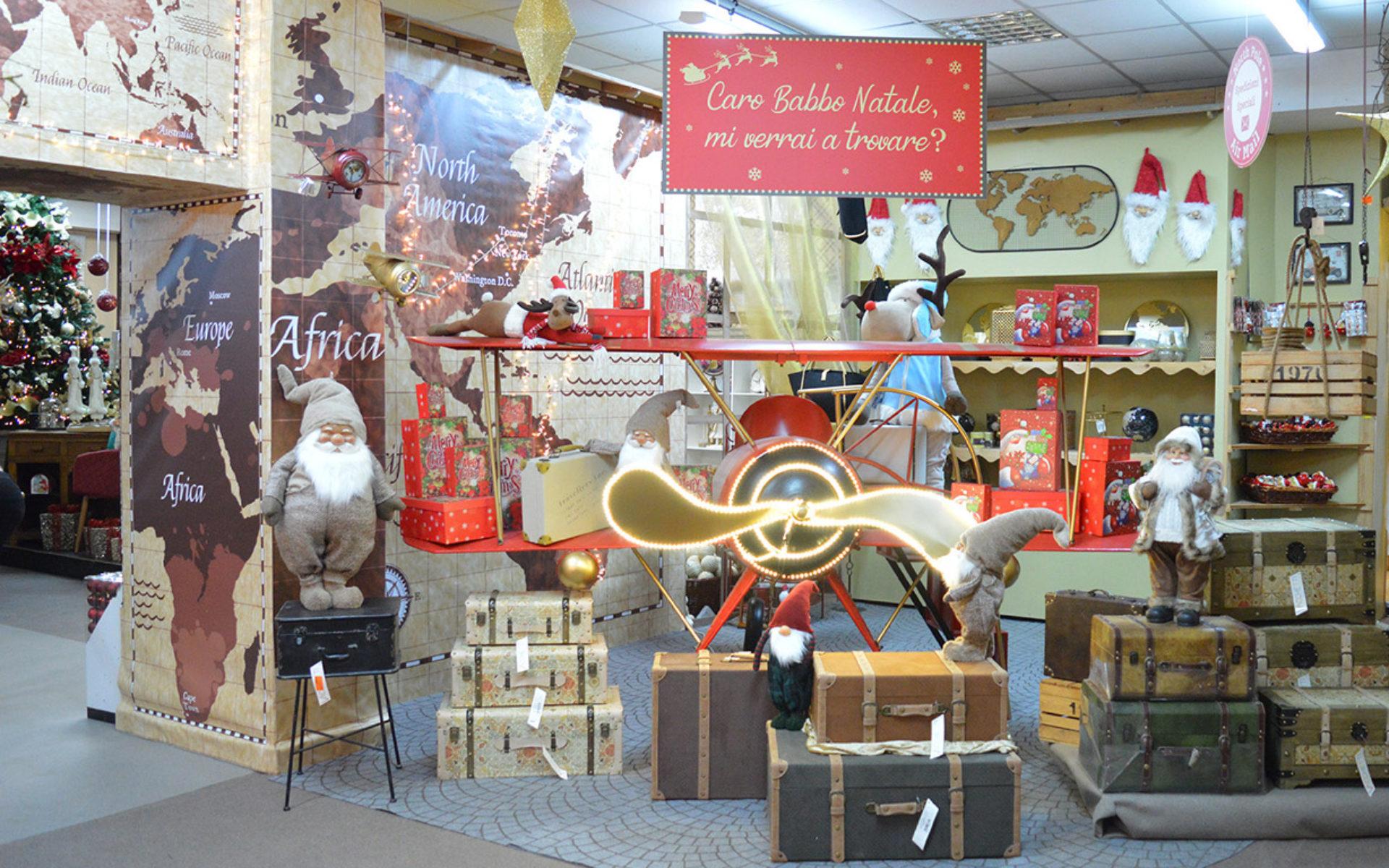 18 Ottobre apertura del Villaggio di Babbo Natale!